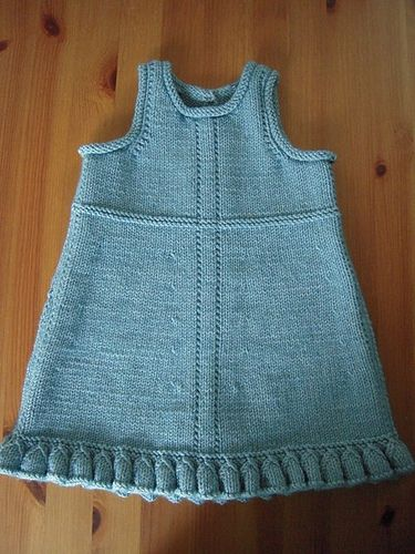 Ravelry: Project Gallery for Ruffled Dress pattern by Lois Daykin: