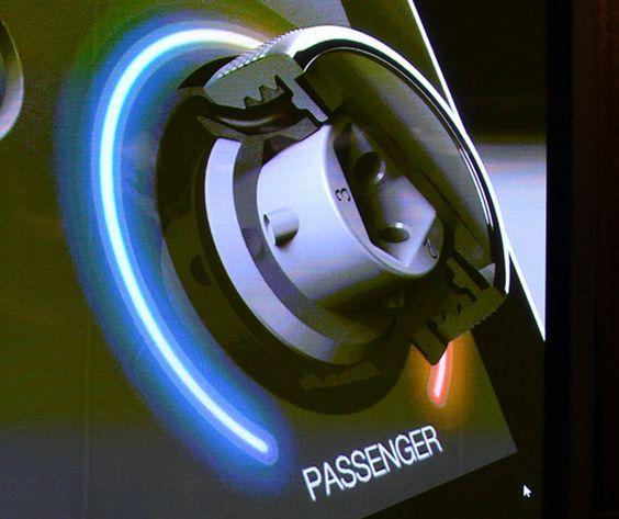 Panasonic dial pantalla