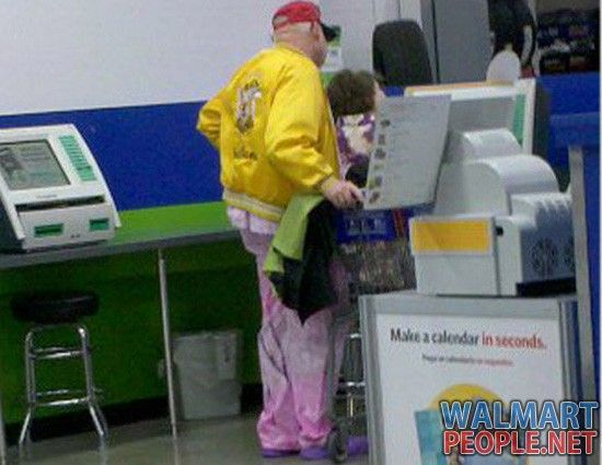 People Of Walmart Pic 13