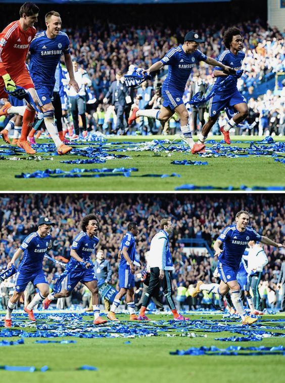 CHAMPIONS! #ChelseaFC