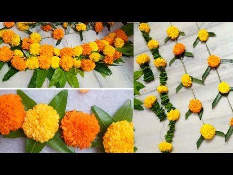 Diy Marigold Flower Decoration Ideas For Any Indian Wedding