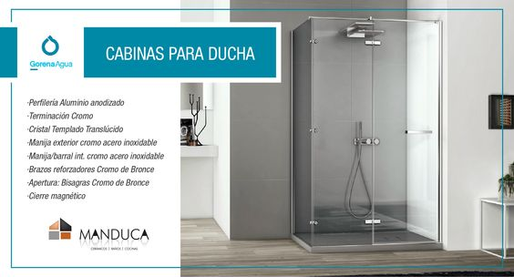 Cabinas De Ducha Gorena:Gorena Agua, Mamparas y Cabinas de Ducha, sistemas de Hidroterapia e