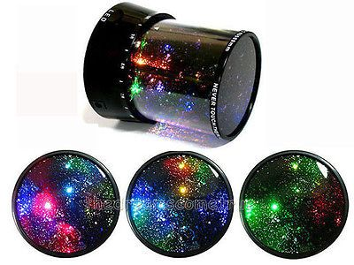 New Romantic Sky Star Master Night Light LED Projector Mood Lamp Amazing Gift