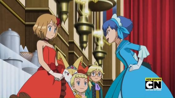 Pokemon the Series: XY&Z - Episode 12 (Season 19 English Dubbed)