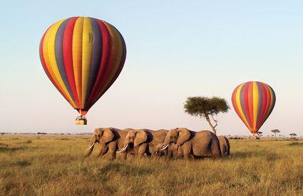 hot air balloon is a must #JetsetterCurator
