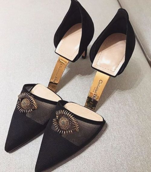 LATEST DIOR SHOE COLLECTION   Dior