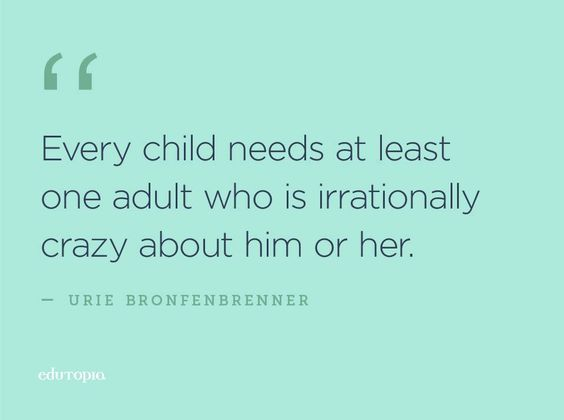 Good thing there are irrationally crazy professionals called TEACHERS <3