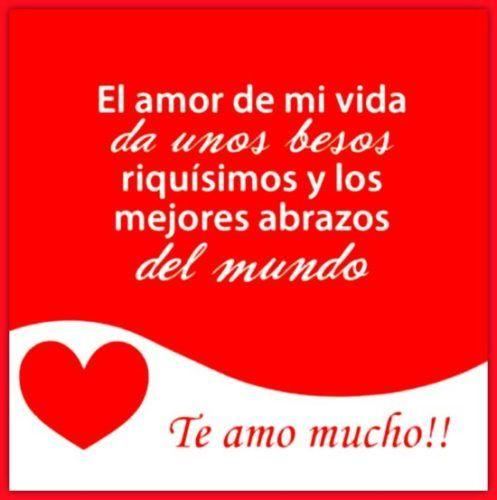 Frases De Amor Para Mi Novio Imagenes Bonitas Frases De Amor