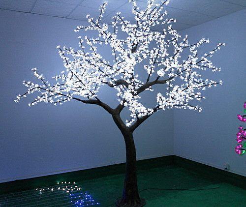 Led Tree Large Blue Ocean Lighthouse Led Tree Tree Lighting Led Christmas Lights