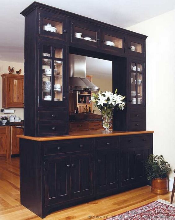 Extra storage storage and wall dividers on pinterest for Extra kitchen storage