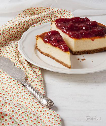 Esta es la receta más visitada de mi blog con más de 20000 visitas la receta aquí: lacocinadefrabisa.blogspot.com.es/2010/10/tarta-de-queso-...   Light recipes at http://cosmosale.com/paleodiet #jam #jamrecipes