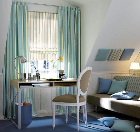 wohnzimmer mit lamellenvorhang - Szukaj w Google