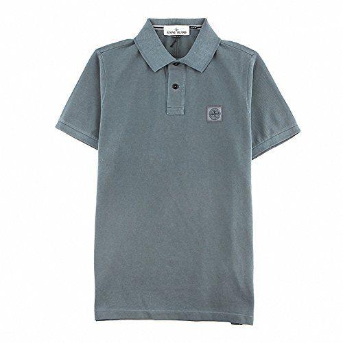 (ストーンアイランド) STONE ISLAND 621522S67 V0063 半袖 ポロシャツ Tシャツ グレー系 (並行輸入品) RICHJUNE (S) STONE ISLAND(ストーンアイランド) http://www.amazon.co.jp/dp/B014152EV2/ref=cm_sw_r_pi_dp_-9G3vb02564E7