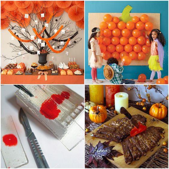 25 Halloween party ideas