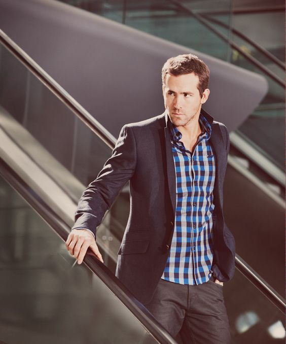 Ryan Reynolds in spring Autograph: