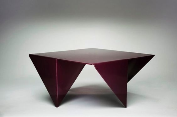 Manifold table by Anthony Leyland