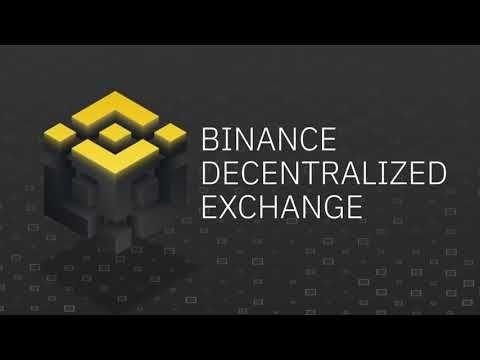 Trading crypto on binance