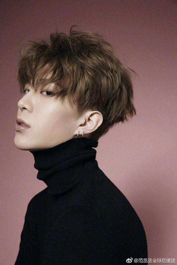 Adam alias Fan ChengCheng (范丞丞) birth year: 2000, Yuehua Entertainment's chinese trainees