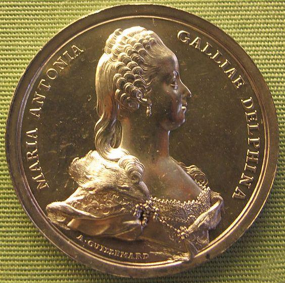 Antoine Guillemard, Maria Antonietta