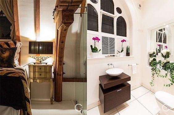 Biệt thự siêu đắt tiền sửa từ nhà thờ - Công ty cổ phần xây dựng NaHaCo