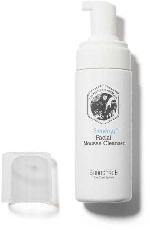 S-energy Facial Mousse Cleanser