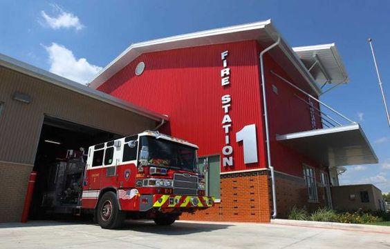 San Antonio Fire Department Station 1