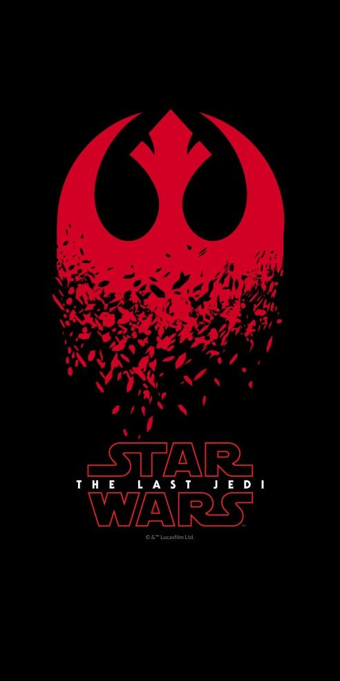 Star Wars The Last Jedi Oneplus 5t Wallpaper Star Wars Jedi Star Wars Wallpaper Iphone Wallpaper Stars