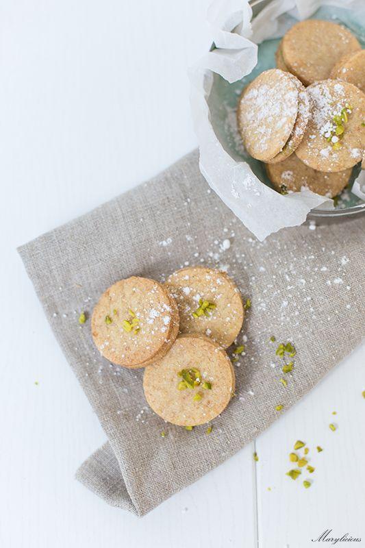 Montagsbäckerei – Plätzchen trifft auf Pistazie | Marylicious
