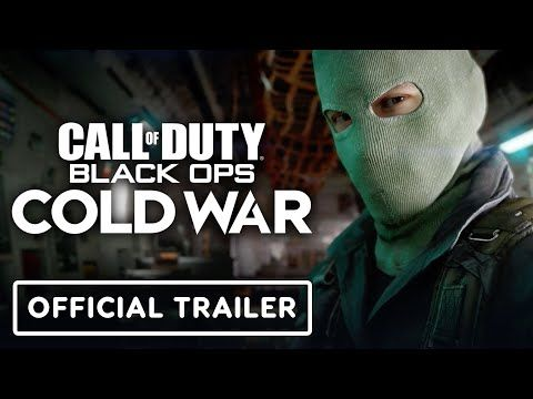 Check Out The Official Trailer For Call Of Duty Black Ops Cold War S Multiplayer Em 2020 Call Of Duty Trailer Fortnite