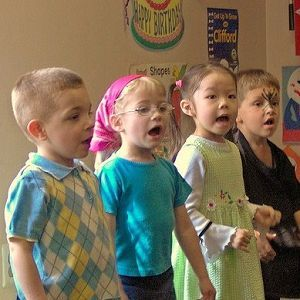 Singing Lessons for Little Singers - a book I can use with my tone deaf kiddos