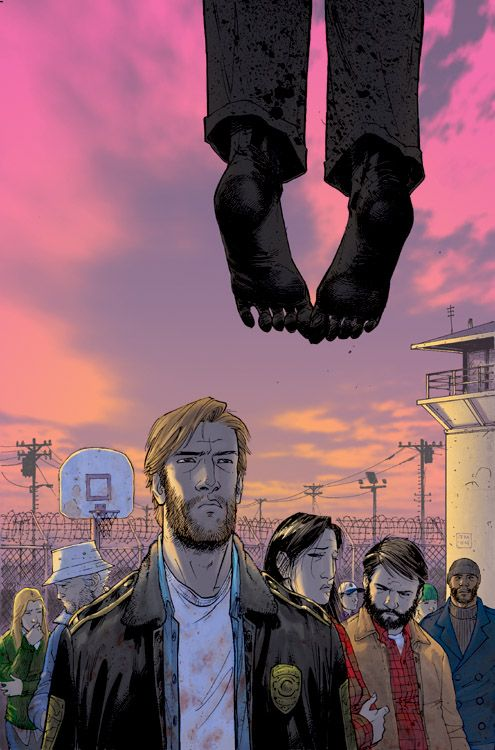 the walking dead issue 79 cbr 1000