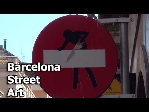 The Best Street Art in Barcelona - Barcelona Blonde