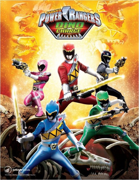 [POWER RANGERS] Coming 2015: Power Rangers Dino Charge - RangerBoard