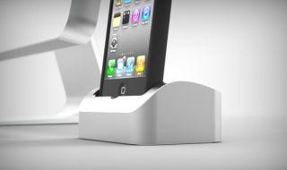 Elevation dock - finally, a stylish, smart iPhone dock: