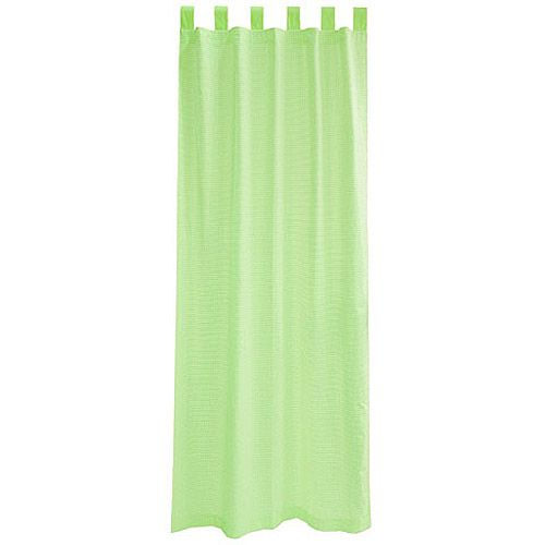 Green Curtains apple green curtains : Seed Sprout Basics Tab Top Curtains (2 Panels), Green Apple ...