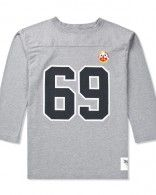 T-shirt gris 69 vu dans le clip Happy de Pharrell Williams
