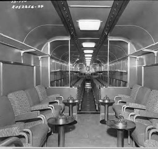 pennsylvania railroad cars and coaches on pinterest. Black Bedroom Furniture Sets. Home Design Ideas