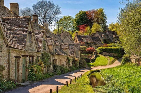 Bibury, Birleşik Krallık