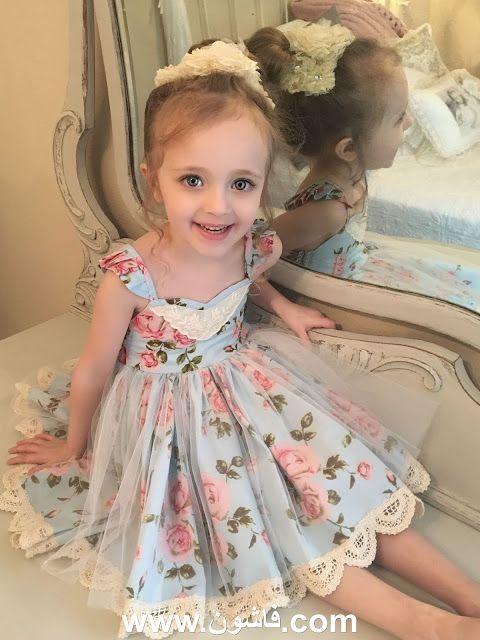 فساتين اطفال رقيقة ومبهجة Little Girl Gowns Baby Girl Dress Patterns White Flower Girl Dresses