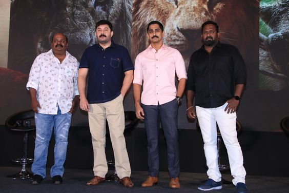 The Lion King Movie Press Meet