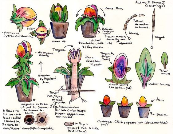 Building Audrey II: Introduction