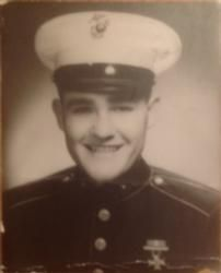 Steve Wightman @stevewightman1 10m10 minutes ago California, USA  Honoring #USMC Pfc Robert Louis Grenier, died 8/2/1968 in South Vietnam. Honor him so he is not forgotten.