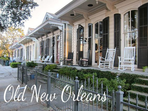 Old New Orleans - the best New Orleans history website I have found. There's so much to check out!
