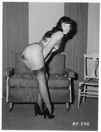 Bettie Page: