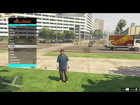 Gta 5 Pc Mods Player Doing Scenarios Menyoo Gta 5 Pc Gta 5 Gta