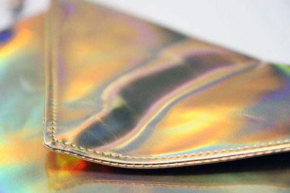 Hologram Clutch on Behance