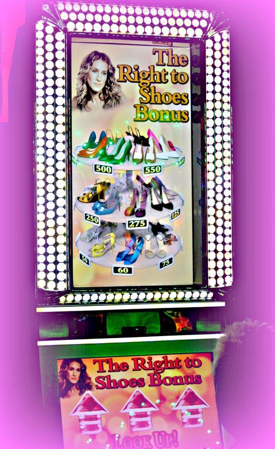 and the city slot machine