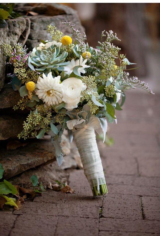 Fennel, Ranunculus and Wedding on Pinterest