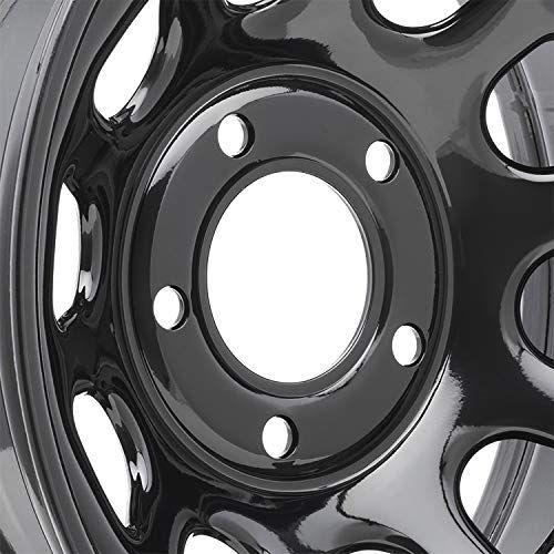 Pro Comp Steel Wheels Series 51 Wheel With Gloss Black Fi Https Www Amazon Com Dp B00dj64zoo Ref Cm Sw R Pi D Gloss Black Steel Wheels Arizona Bucket List