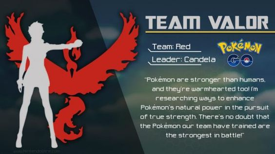 pokemon team valor Literly the only reason I joined is cause my friend is valor though honestly I should've chased instinct
